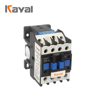 LC1-D09004 9A 4 pole contactor