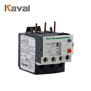 High performance thermal compressor relay for protecting Machine solid state relay