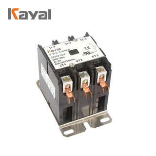 3 Pole 30 Amp 40 Amp Definite Purpose Contactor