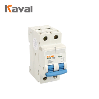 KAYAL Wenzhou C45N Mini Circuit Breakers Mcb
